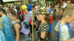 Јанковци на карневалу