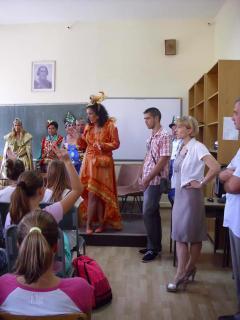 Карневал у Јанковој школи